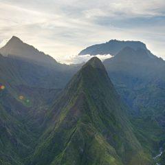La Réunion, entre mer et montagne