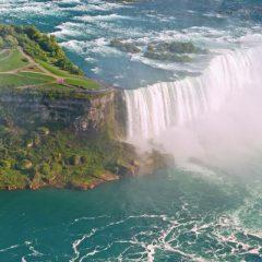 À la découverte des somptueuses chutes du Niagara