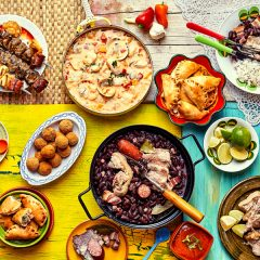 Pour un voyage gastronomique sur la terre brésilienne