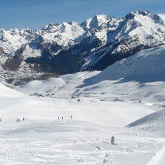 Les cinq plus belles stations de ski en Espagne