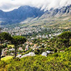Se lancer en quête des plus beaux paysages de l'Afrique du Sud