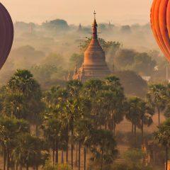 Quatre jours de visite en Birmanie