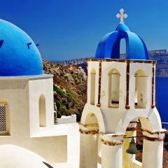Quelques sites historiques perdus dans la nature grecque