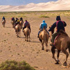 Partir en Mongolie pour une escapade inouïe au cœur du désert de Gobi