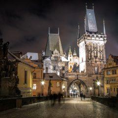 Un grand bonheur à vivre lors d'un séjour à Prague