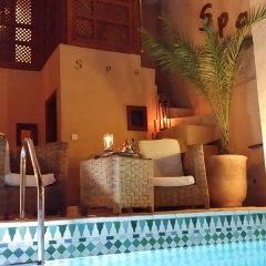 Un séjour en famille réussi dans un riad à Marrakech !