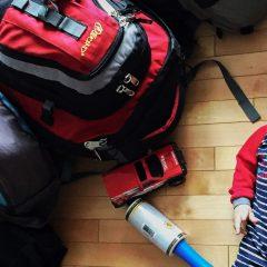 Quels sont les indispensables de bébé pour faire un premier voyage?