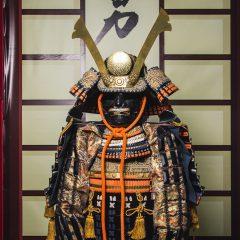Sur la traces des samouraïs au Japon