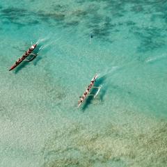 Hawaiki Nui Va'a : la course de pirogue polynésienne à ne pas manquer !