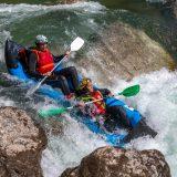 Canoë-kayak dans le Verdon à Castellane